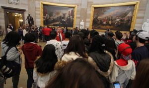 A tour of the Capitol Building