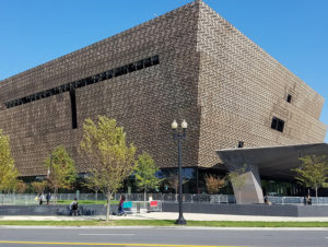 The Smithsonian's newest museum, on the National Mall